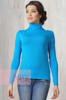 Блуза ВК-20 Фемина (Темно-голубой)