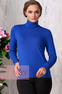 Блуза ВК-19 Фемина (Темный василек)