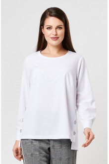 "Блуза ""Лина"" 4180 (Белый)"